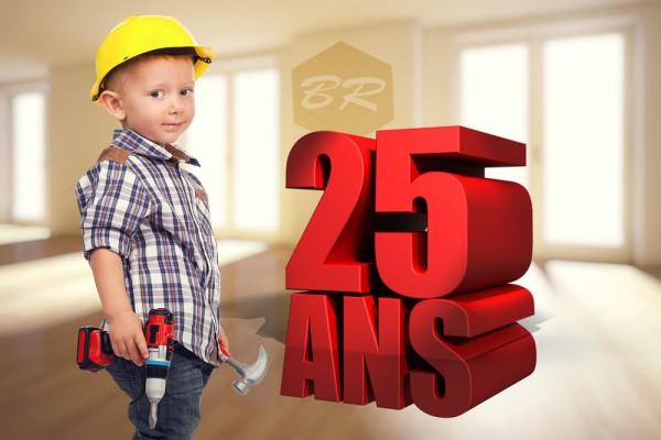ENTREPRENEUR DU BATIMENT DEPUIS PLUS DE 25 ANS