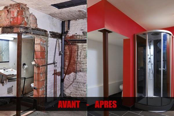 Tous corps d'état Rénovation Appartement à Paris