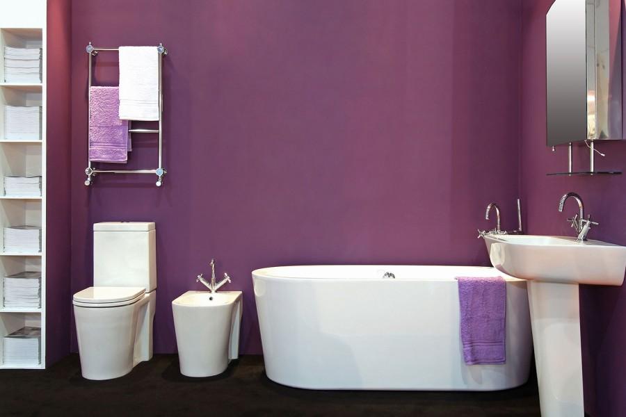Rénover la peinture de votre salle de bain