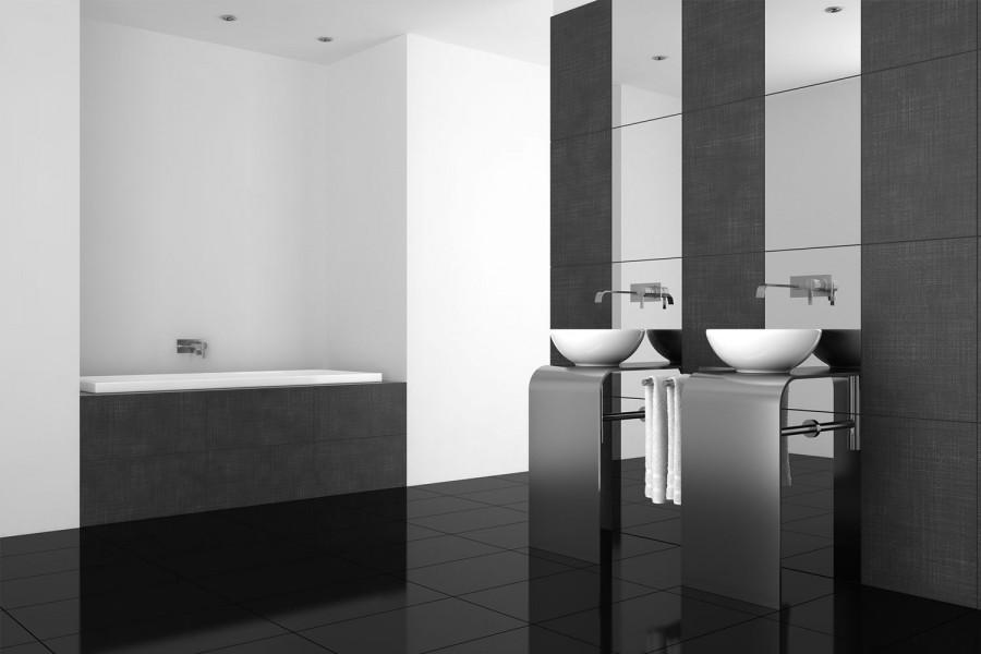 sols original salle de bain